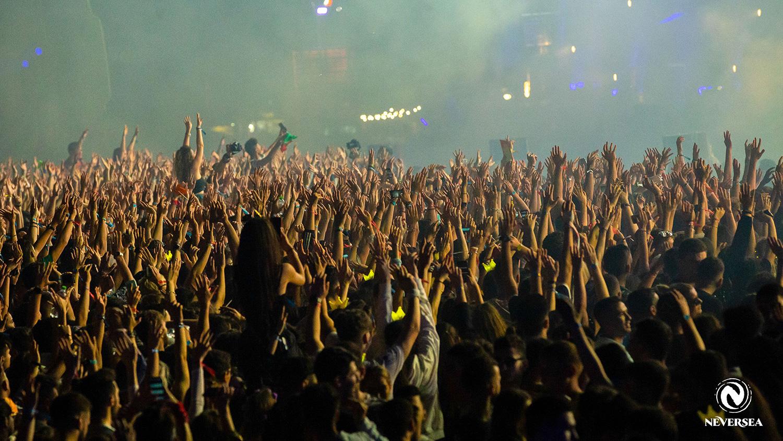 Peste 240.000 de participanți în cele patru zile ale festivalului NEVERSEA